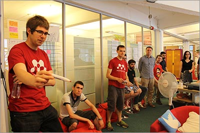 Hack Days at Mendeley: What? Why? How?