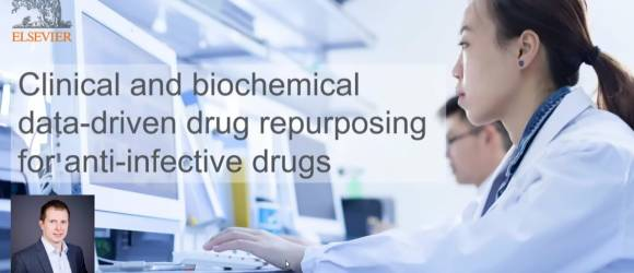 Webinar – Clinical and biochemical data-driven drug re-purposing for anti-infective drugs