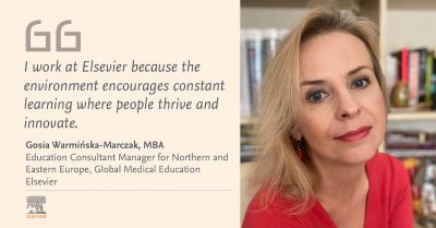 How we cultivate a learning culture at Elsevier to create future-ready medical education