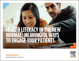 Health literacy ebook