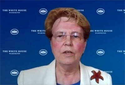 Prof Jane Lubchenco was recently appointed Deputy Director for Climate and Environment for the White House Office of Science and Technology Policy in Washingon, DC.