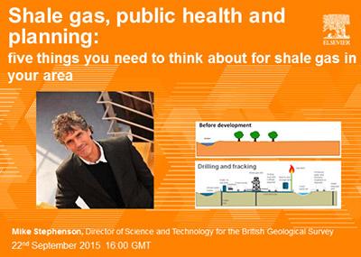 Fracking webinar