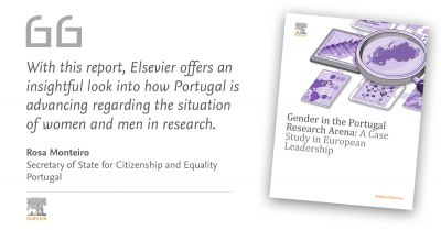 Elsevier's reports on gender in research