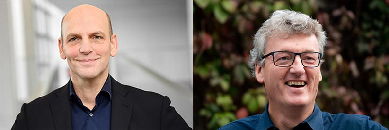 The 2021 Nobel Prize in Chemistry was awarded jointly to Benjamin List and David WC MacMillan. (Photos: ANP)