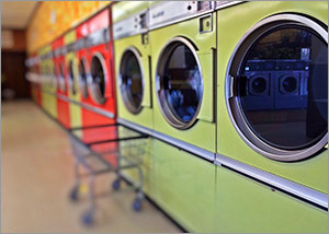 Smelly laundry? It's all down to chemistry