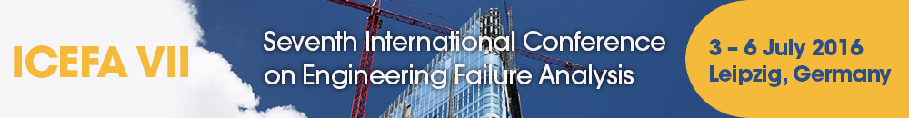 Seventh International Conference on Engineering Failure Analysis