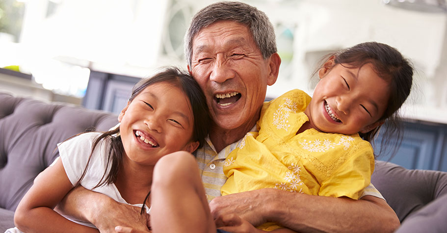 Could caring for your grandchildren help you live longer?