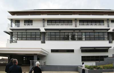 The library of the University of Malawi College of Medicine