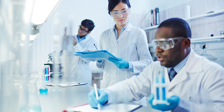 Thousands of researchers and other professionals working in chemical R&D rely on our solutions.