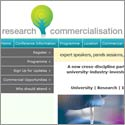 New conference: Research Commercialisation—from Ideas to IPO (#idea2ipo)
