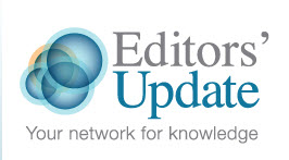 Editors' Update logo