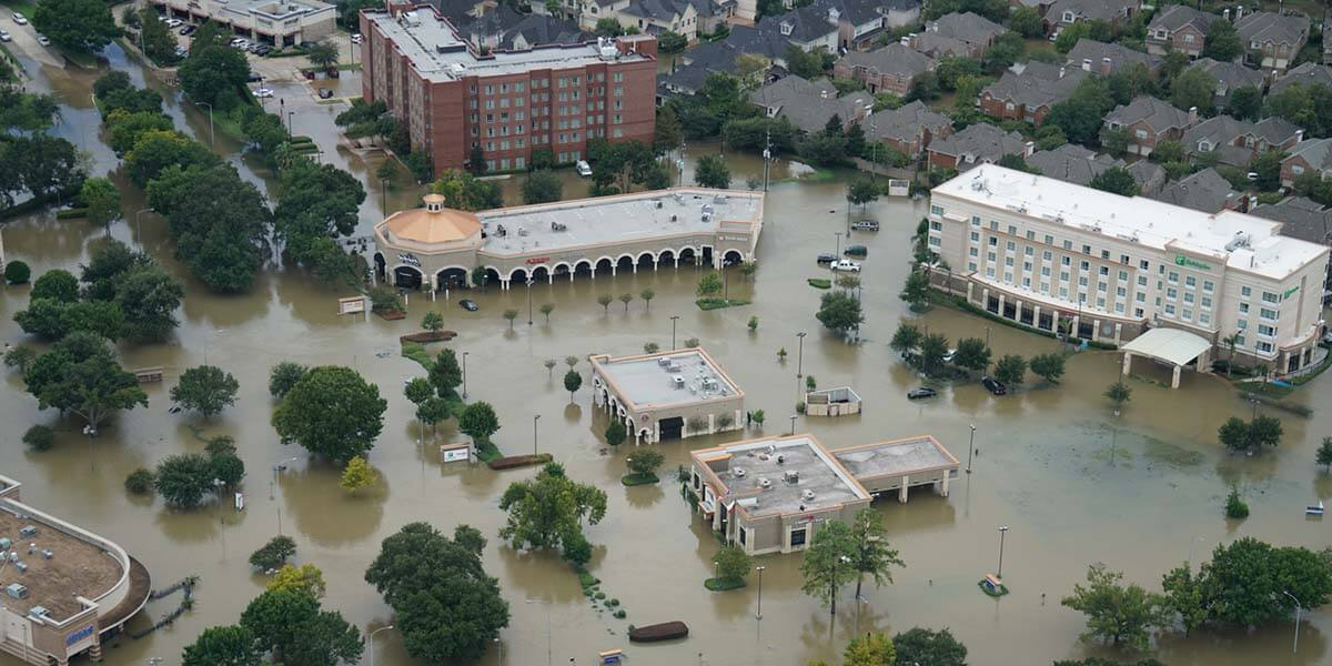 Elsevier's Houston-based teams impacted by Hurricane Harvey