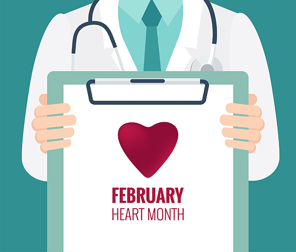 February Heart Month