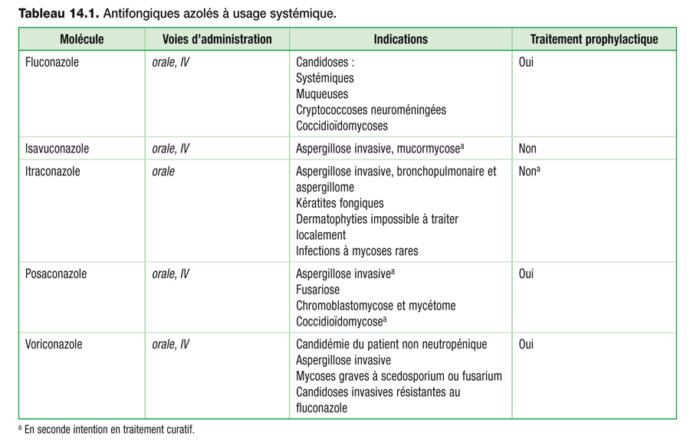 Antifongiques azolés_3