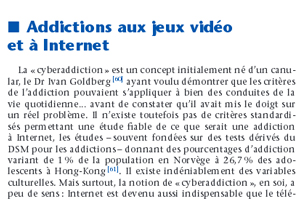 Addictions sans produits et quiz sur les addictions aux jeux