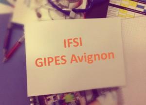 Imane, 3ème année, nous présente son IFSI GIPES d'Avignon