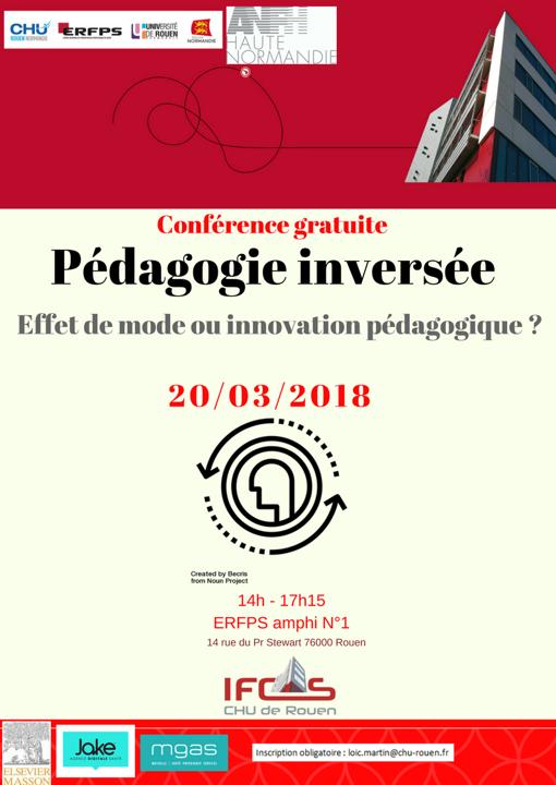 ERFPS Rouen Conférence