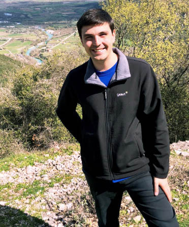 Ivo Dimitrov, Data Engineer and Software Engineering Lead