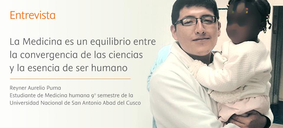 Reyner Aurelio Puma: