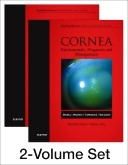 Cornea, 2-Volume Set