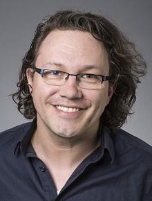 Nikolaj Veje Pedersen portrait