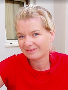 Malene Knudsen portrait