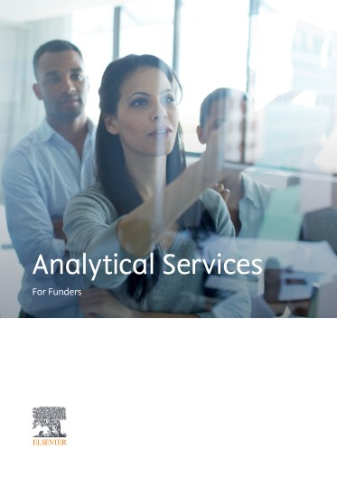 Analytical Services Catalogue of Offerings for Funders