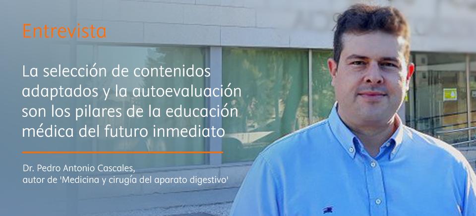 Dr.Pedro Antonio Cascales: