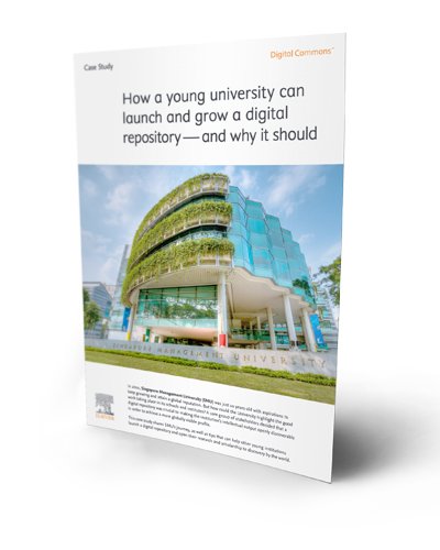 How a young university can launch and grow a digital repository — and why it should