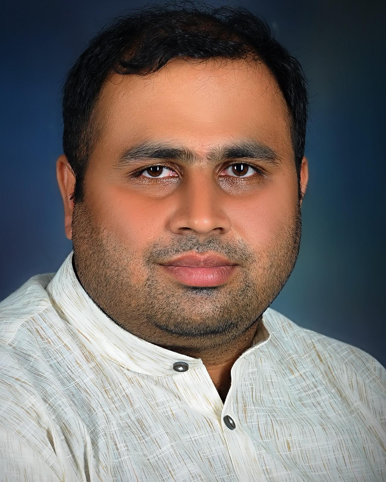 Dr K.V. Santhosh