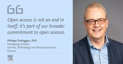 Why open access is at the core of our publishing mission