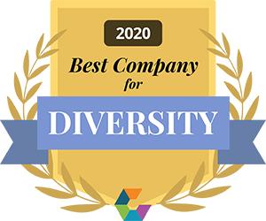 Comparably Diversity Award 2020