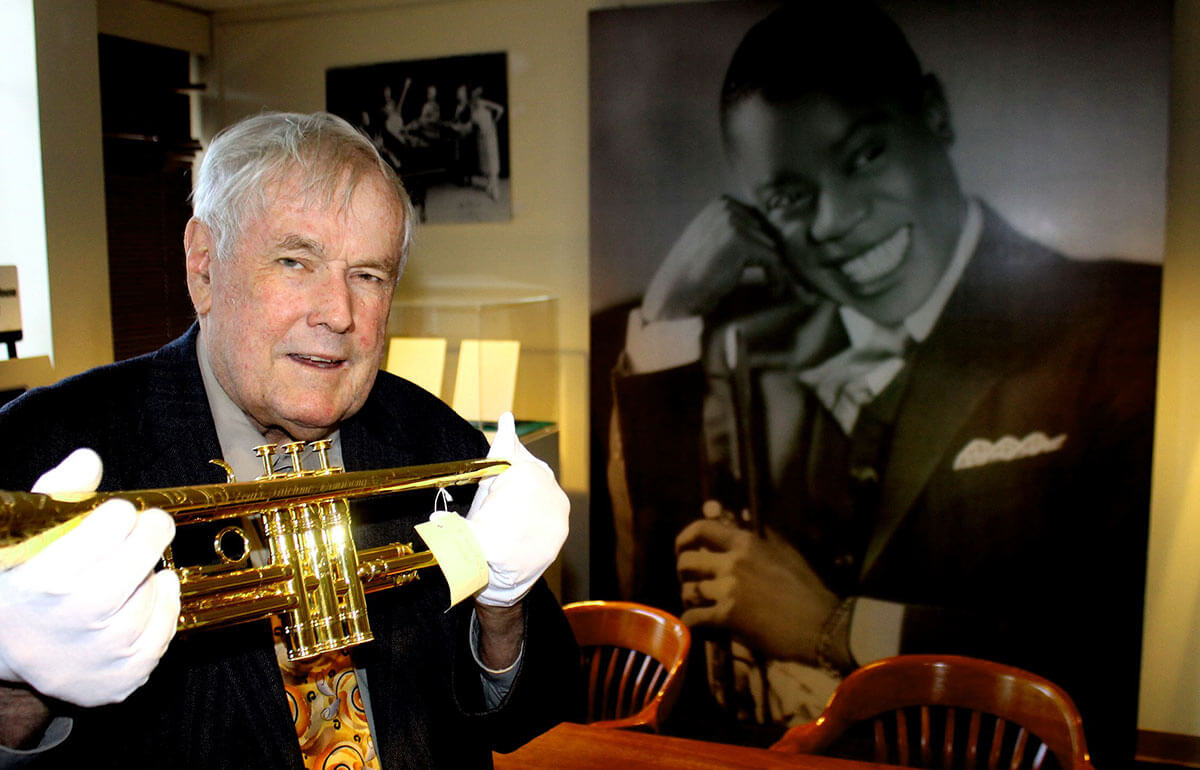 Ballard-with-Louis-Armstrong-trumpet