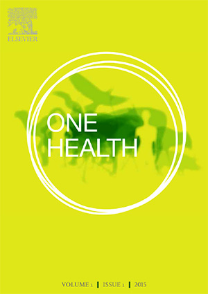 One Health journal cover