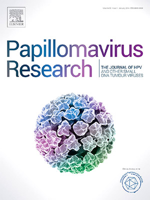 Papillomavirus Research cover