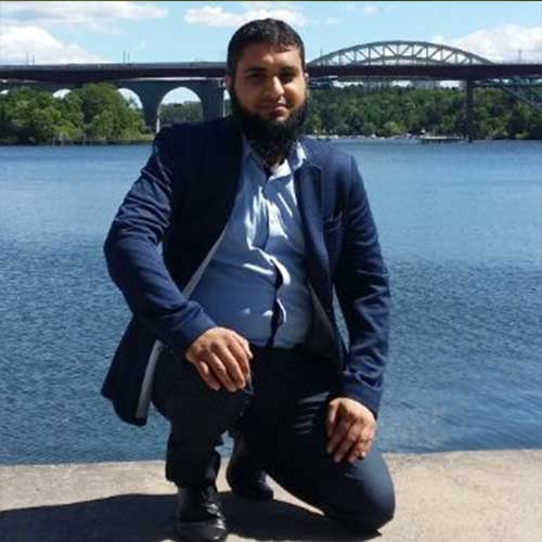 Saqib Hussain photograph