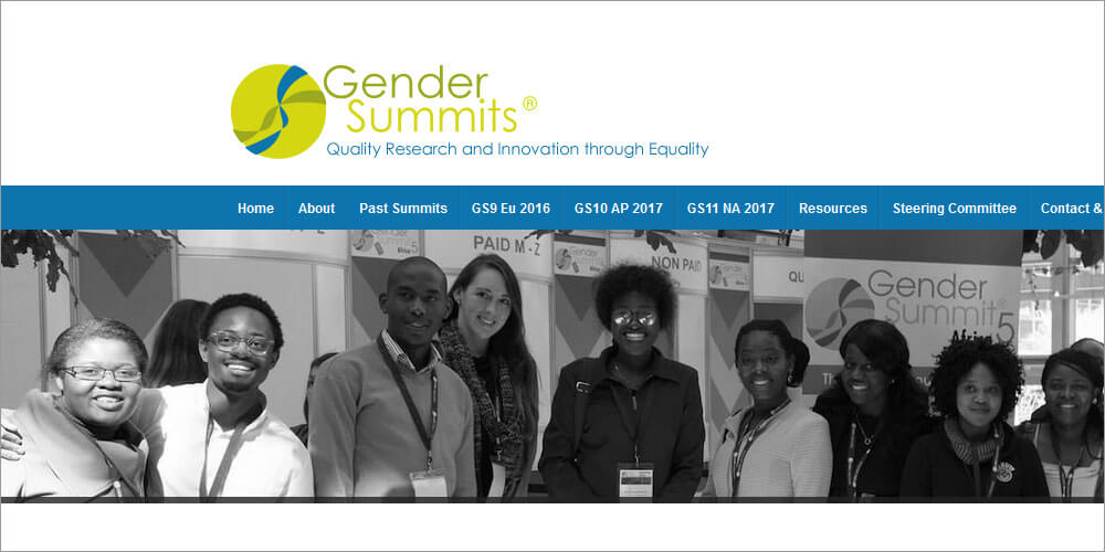 Gender Summit Europe: Using gender to shape the societal impact of science