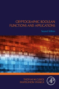 Cryptographic Boolean Functions and Applications, 2nd Edition