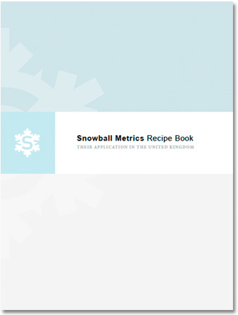 <a href='http://www.snowballmetrics.com/wp-content/uploads/Snowball_Metrics.pdf' target='_blank'>Read or download the book here.