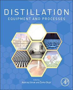 Distillation: 1. Fundamentals and Principles, 2. Operations and Applications, 3. Equipment and Processes