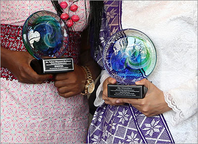 Elsevier Foundation Awards for Women in Science in the Developing World (Photo by Alison Bert)