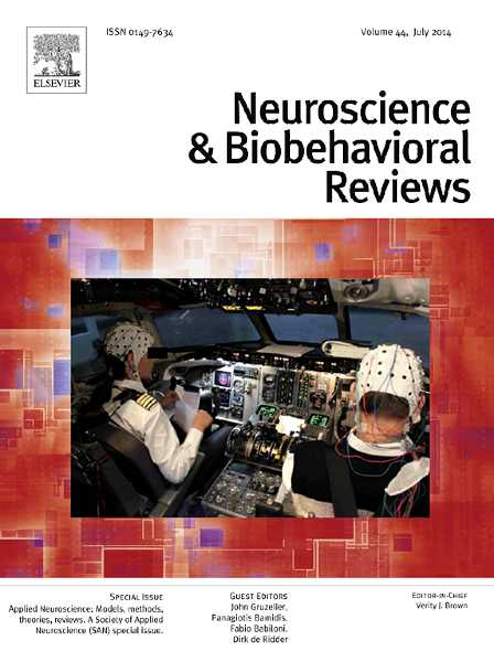 Neuroscience & Biobehavioral Reviews