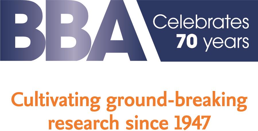 BBA 70 anniversary banner