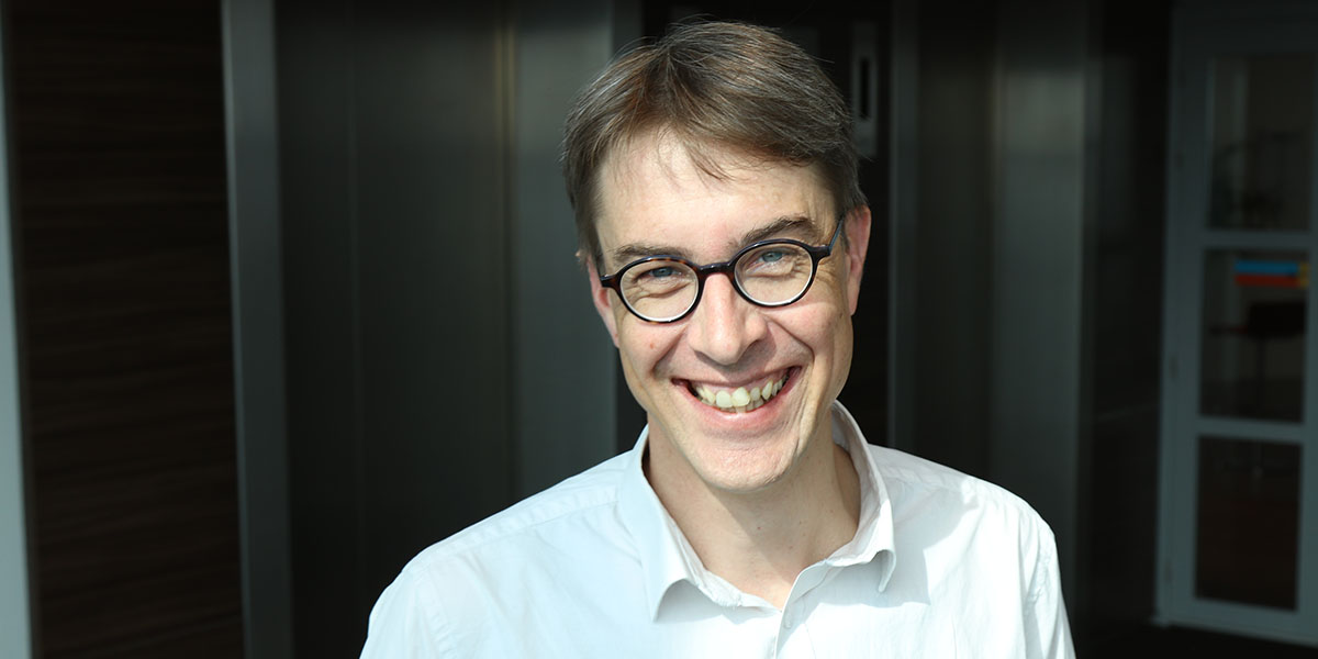 Marius Doornenbal is a data scientist with a PhD in computational linguistics. He's Elsevier's Chief NLP Scientist.