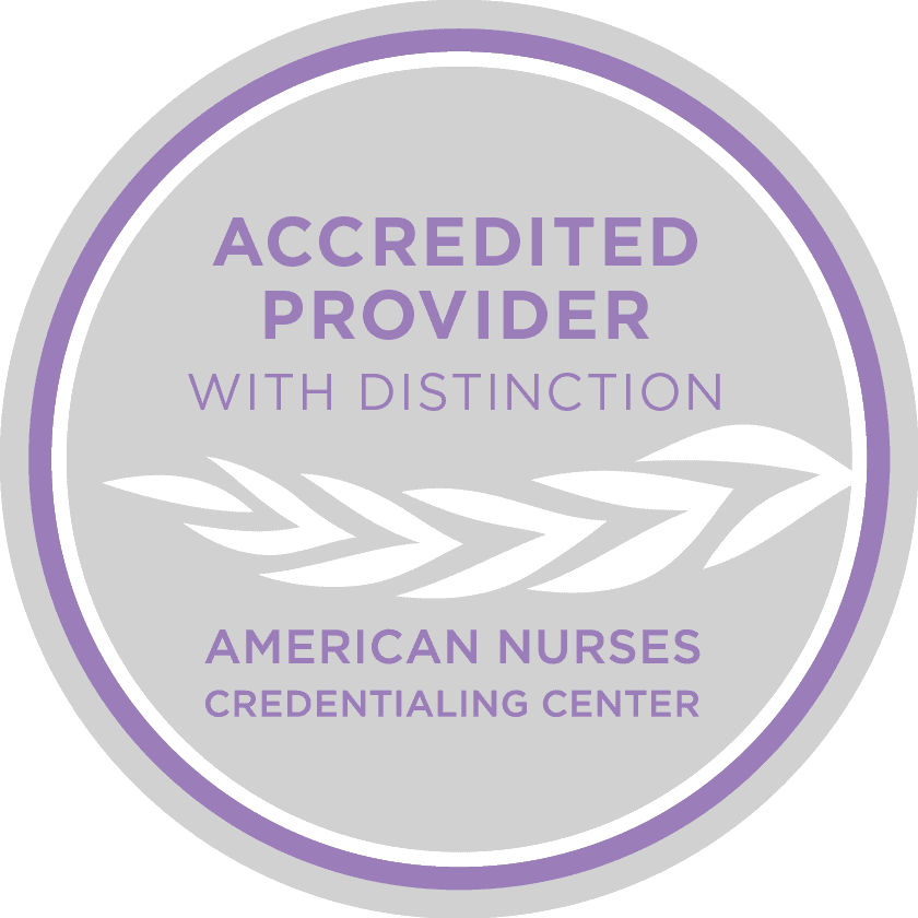 Elsevier is accredited with distinction as a provider of nursing continuing professional development by the American Nurses Credentialing Center's Commission on Accreditation.
