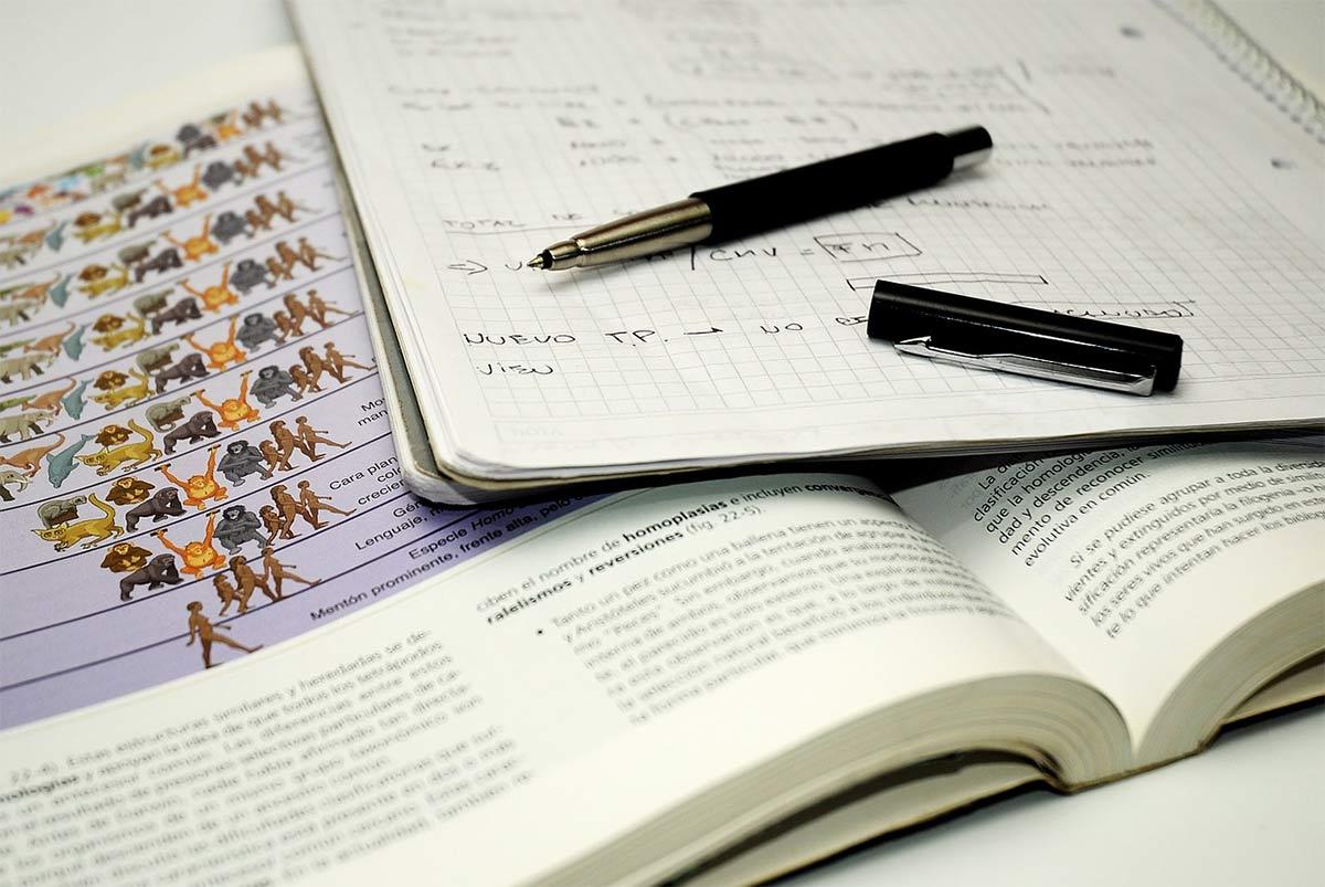 4 trucos para tomar apuntes de una manera eficiente en clase