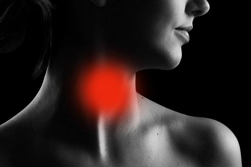 donde estan ubicados los ganglios linfaticos del cuello