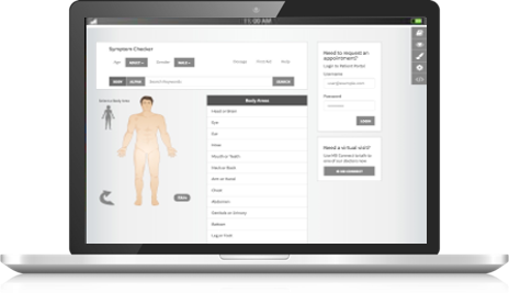 Online Health Library