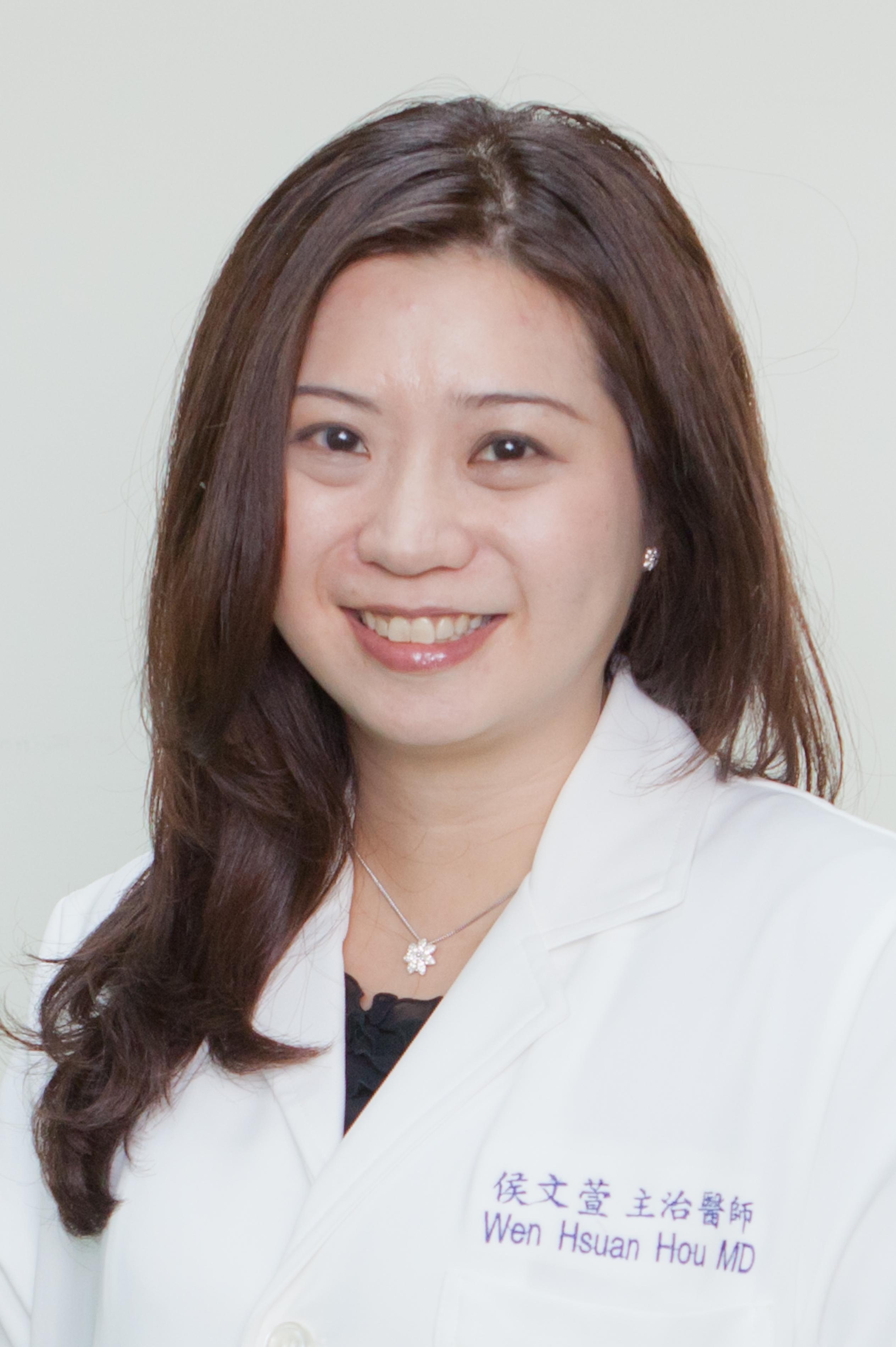 侯文萱 醫師