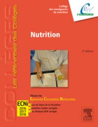 Nutrition,  par le Collège des enseignants de nutrition